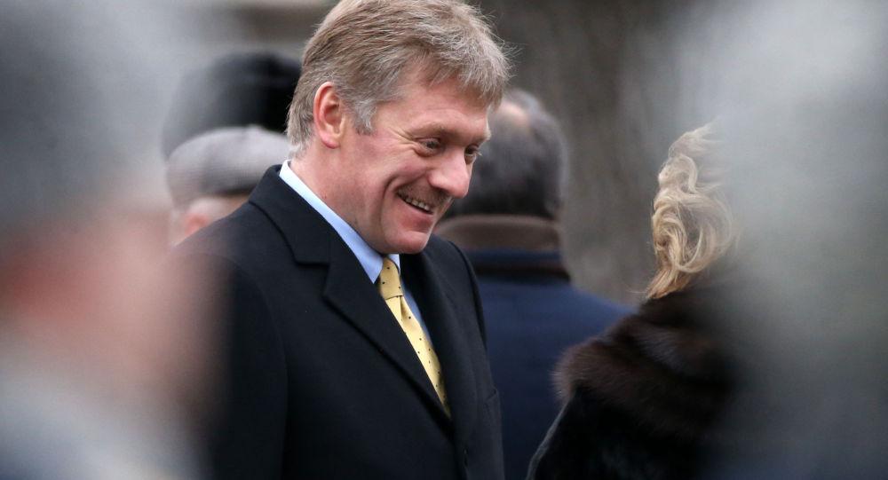 Dmitry Peskov, portavoce del presidente Putin