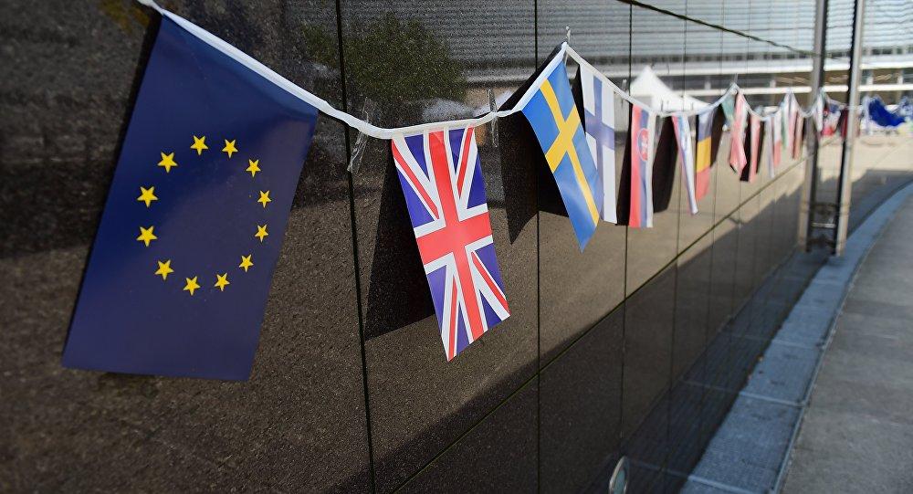 Bandiere dei Paesi dell'Europa