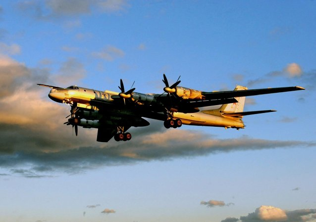 Bombardiere strategico Tu-95MS