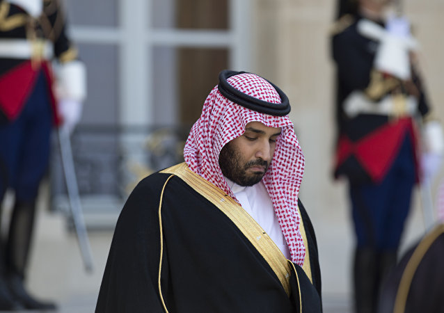 Principe saudita Mohammed bin Salman bin Abdul Aziz al-Saud