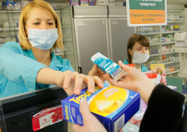 Russia, vendita di farmaci antivirali in farmacia