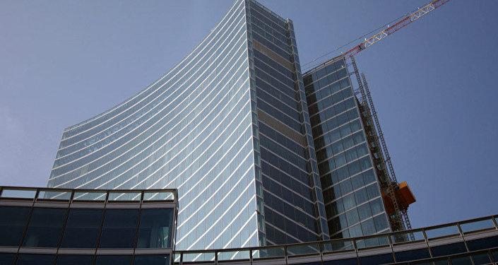 Il grattacielo Palazzo Lombardia a Milano