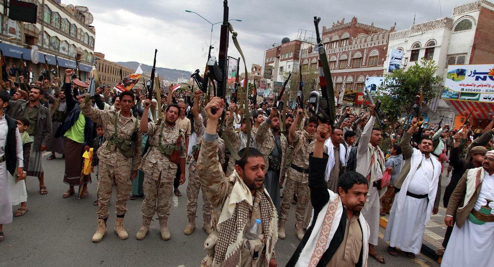 Ribelli, Yemen