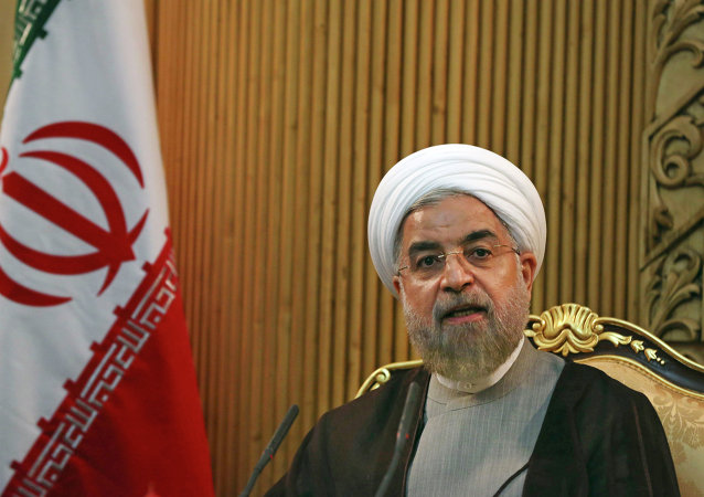 Presidente dell'Iran Hassan Rouhani