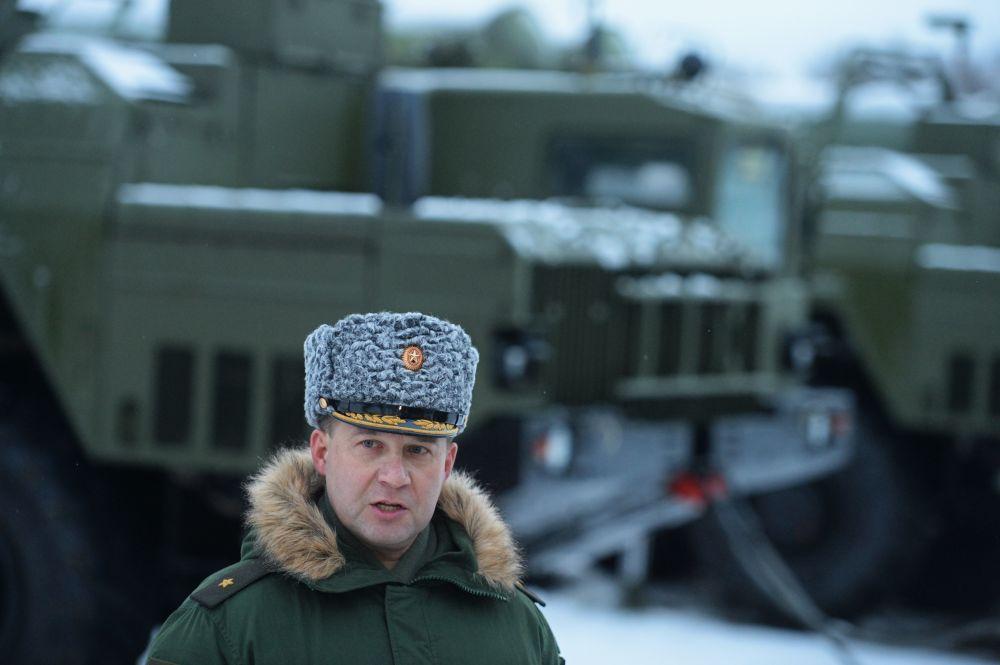 Mosca è protetta dai missili S-400.
