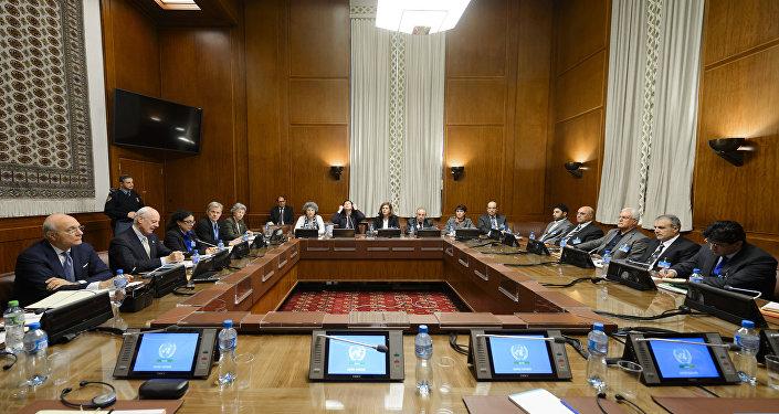 Colloqui sulla Siria