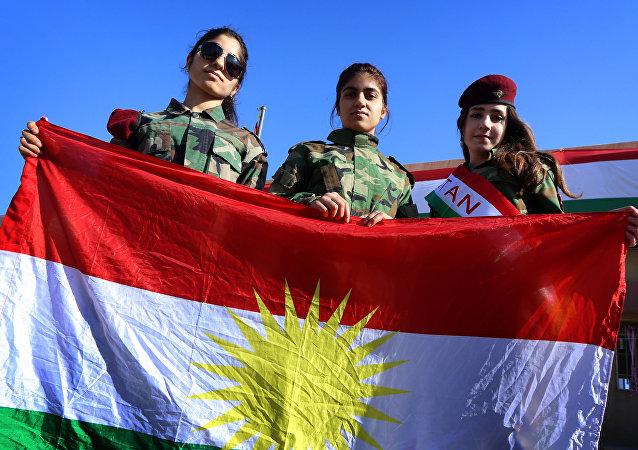 Ragazze del Kurdistan iracheno
