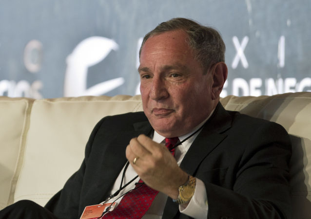 George Friedman, fondatore e AD di Stratfor Global Intelligence