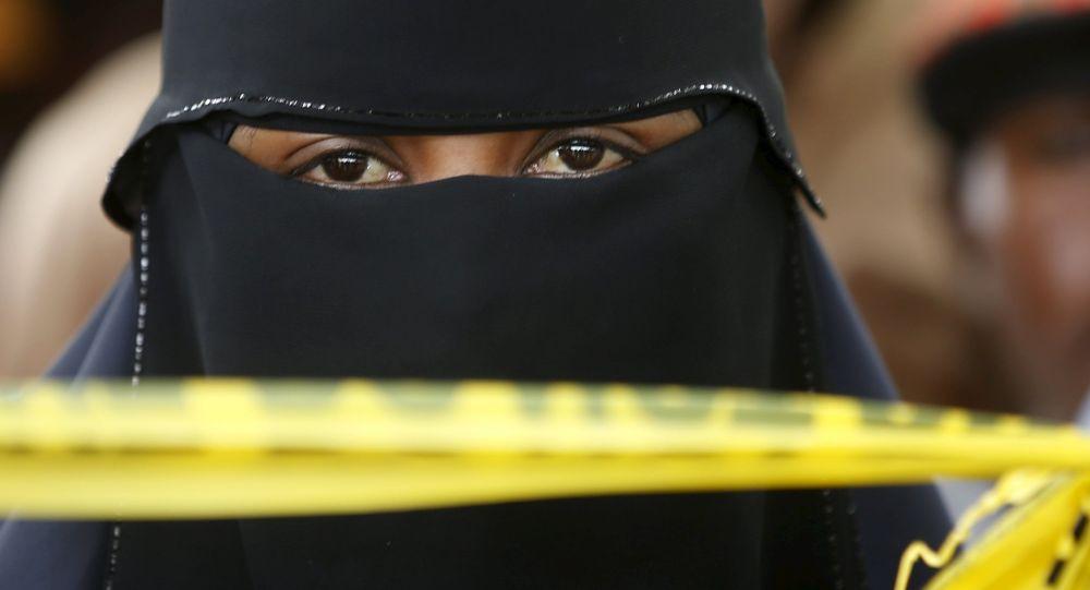 Donna dopo attentato Garissa