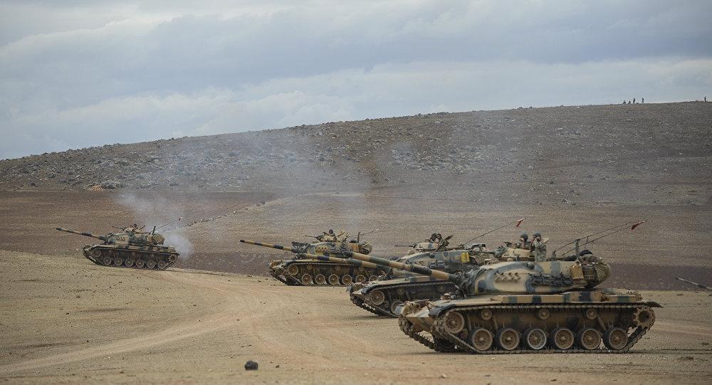 Esercito turco (foto d'archivio)