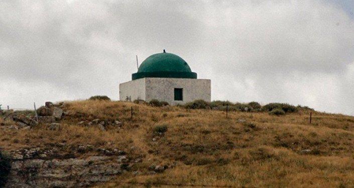 La tomba di Sidi al Hamri