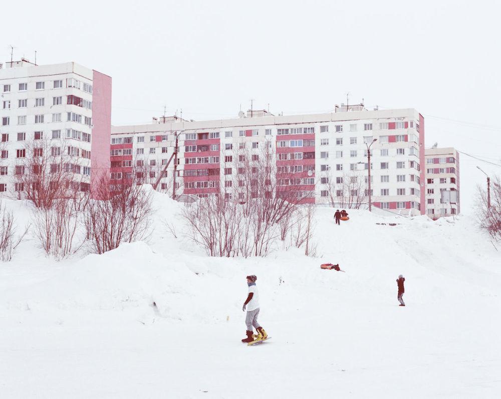 La capitale del gas russa