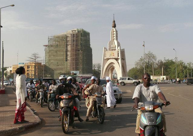 Bamako, la capitale di Mali