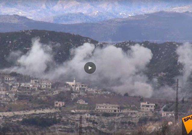 L'esercito siriano si riprende tutta la provincia di Latakia