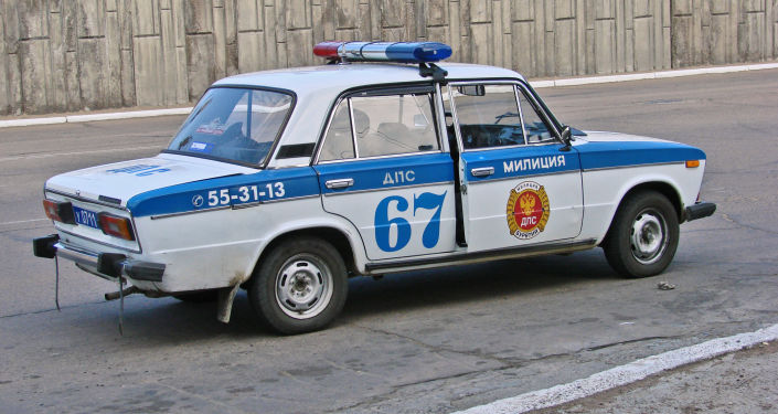Anche la Polizia sovietica prima e russa poi, ha usato la versione russa della FIAT-124