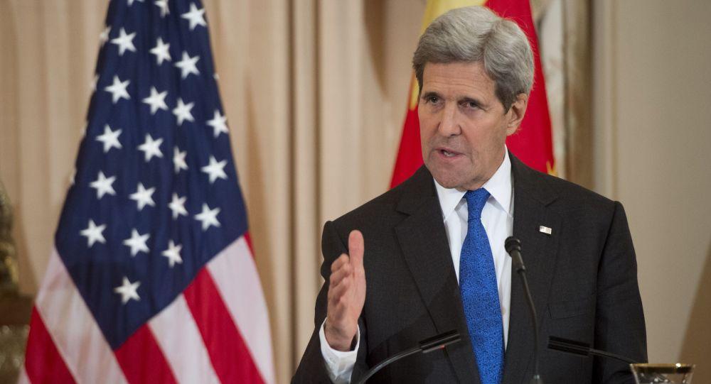 Segretario di Stato USA John Kerry (foto d'archivio)