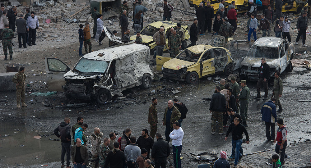 Siria, attacchi kamikaze a Homs: 42 morti