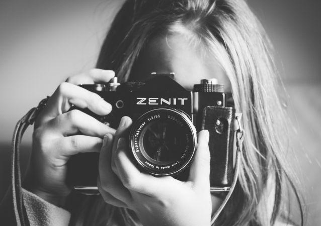 Un fotografo