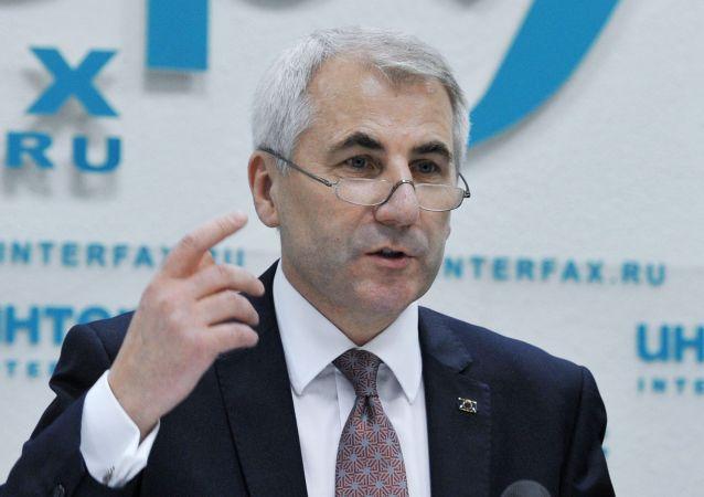 Ambasciatore UE in Russia Vygaudas Usackas