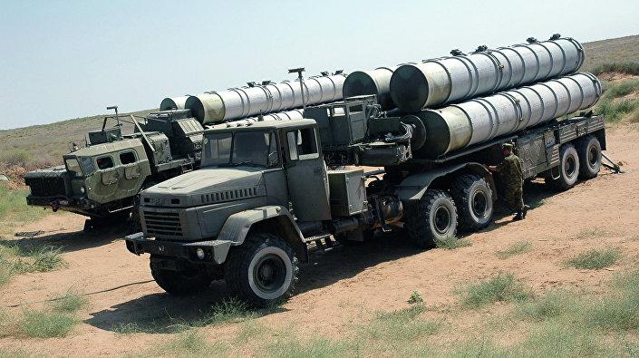 Sistemi missilistici terra-aria S-300