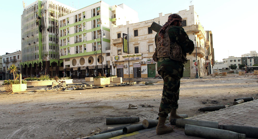 Soldato a Bengasi