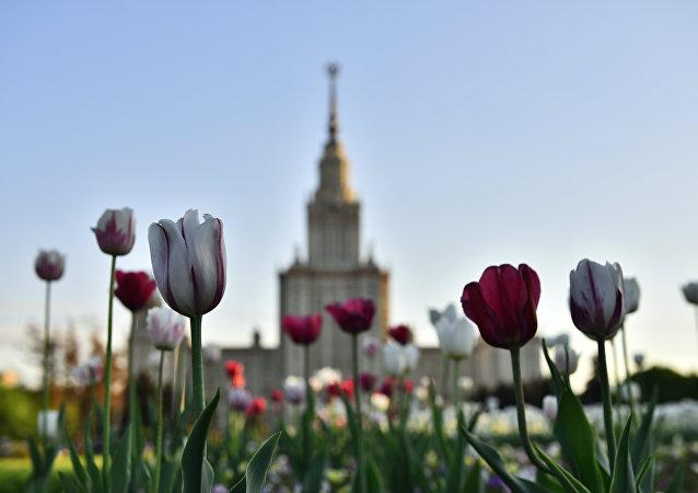 L'Università Statale MGU di Mosca