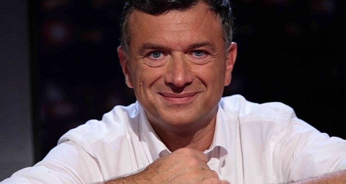 Federico Guiglia, giornalista, scrittore e conduttore televisivo