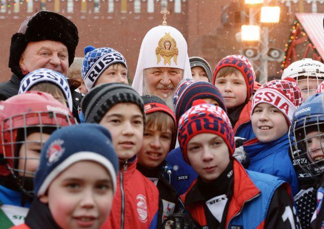 Il Patriarca Kirill parla dello sviluppo della civiltà della Federazione Russa e del Mondo russo