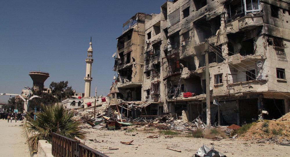 L'Olp non vuole che rifugiati palestinesi del campo di Yarmouk vengano coinvolti nella guerra civile che insanguina la Siria