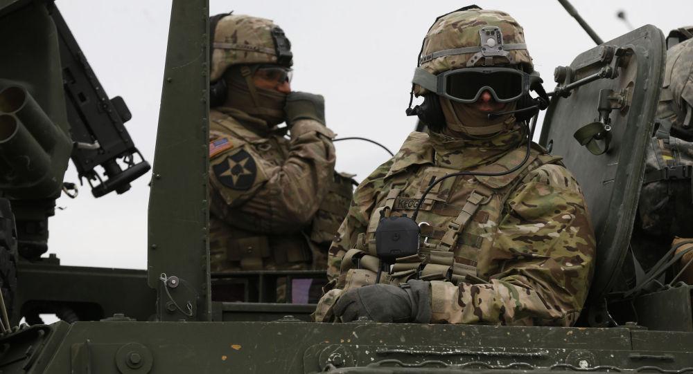 Le esercitazioni della NATO in Lituania. il 23 marzo di 2015