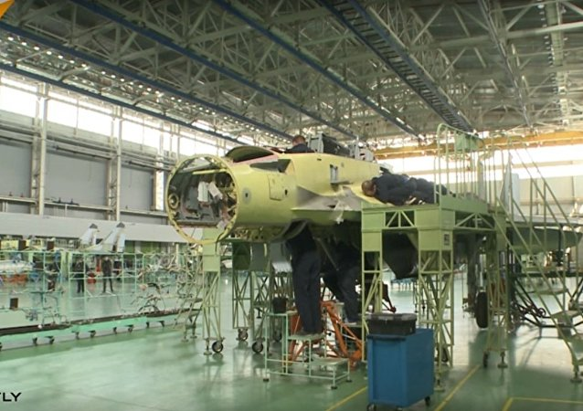 Come si fa il MiG-35 russo