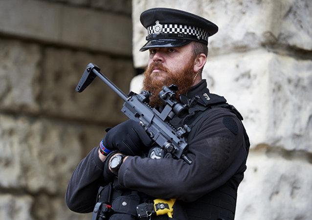 Poliziotto londinese
