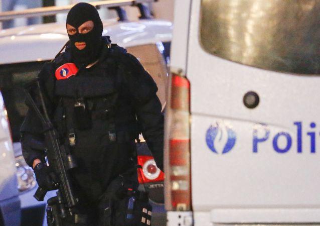 Forze speciali della polizia di Bruxelles
