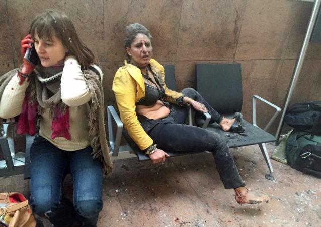 Terrore a Bruxelles.