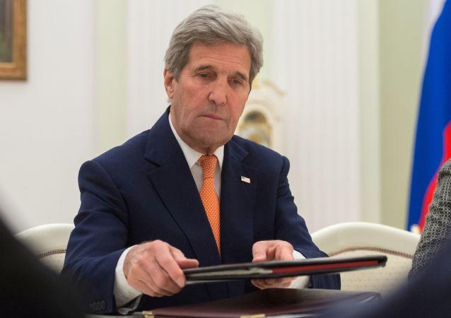 John Kerry (foto d'archivio)