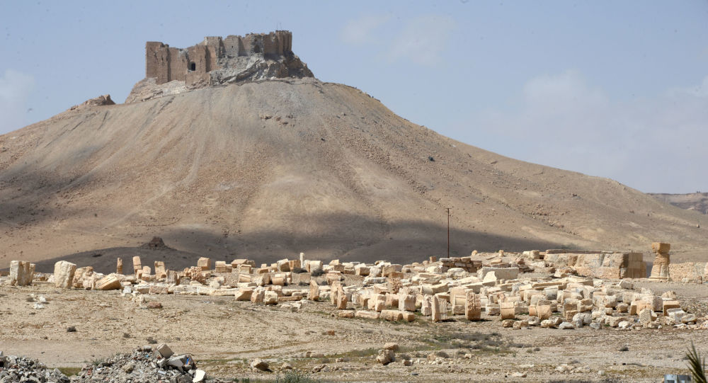 Rovine di Palmira