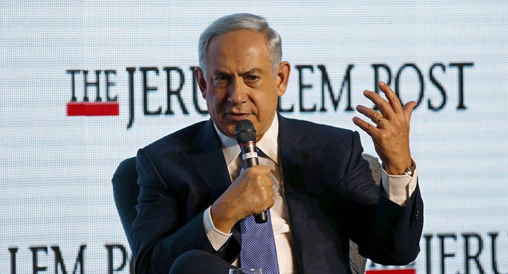 Il premier israeliano Benjamin Netanyahu