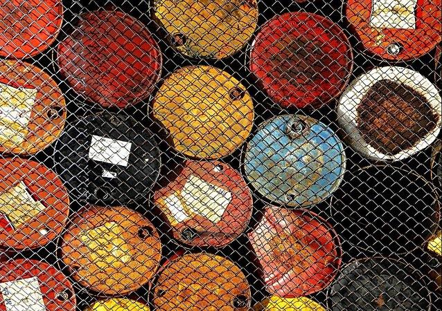Barili di petrolio
