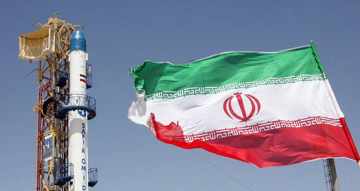 Razzo iraniano Safir Omid