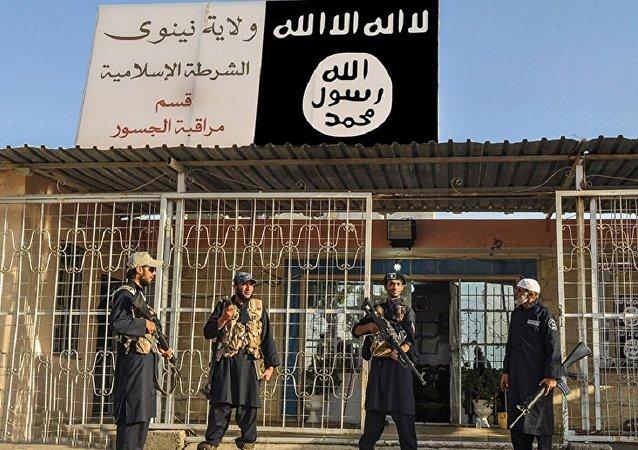 Militanti del Daesh (foto d'archivio)