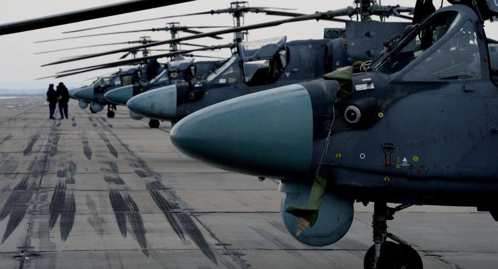 Elicotteri Ка-52