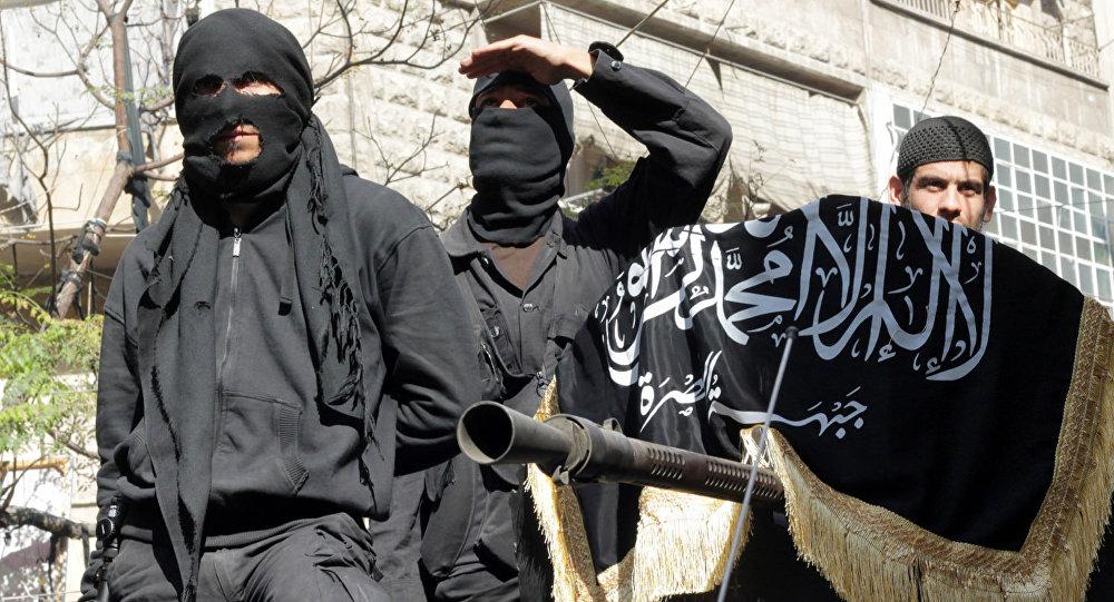 Combattenti di Al Nusra (foto d'archivio)