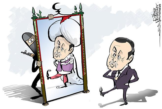 Turchia assomiglia sempre più la monarchia del Golfo Persico