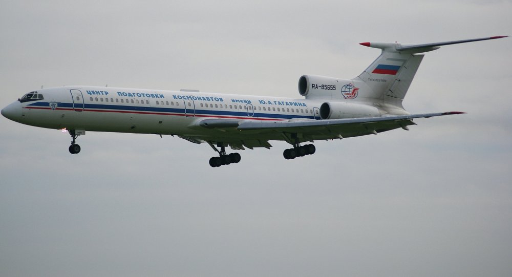 Tupolev Tu-154M/LK-1 (foto d'archivio)