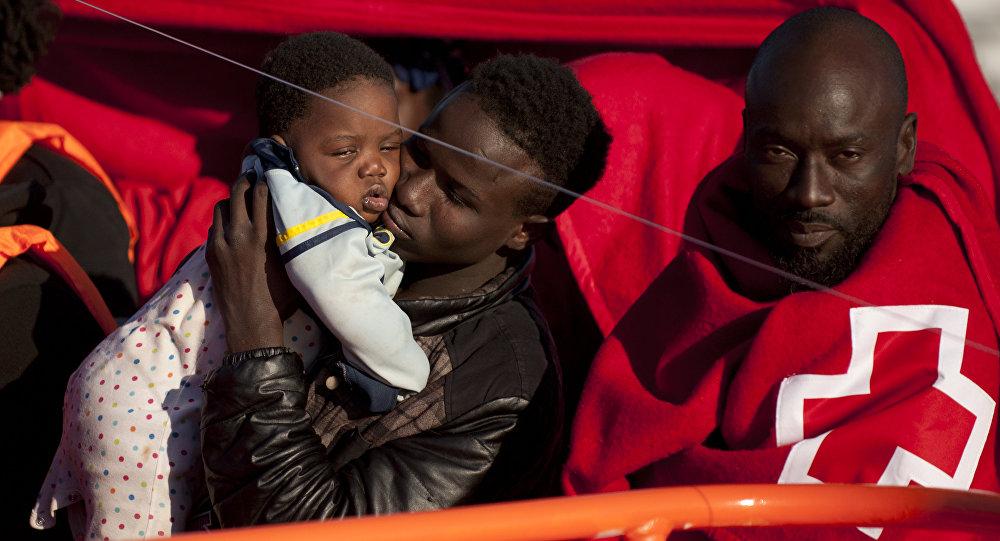 Migranti in Spagna