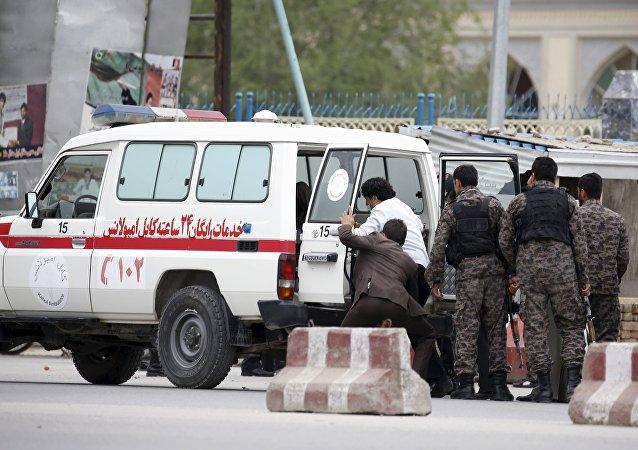 Dopo un attacco a Kabul