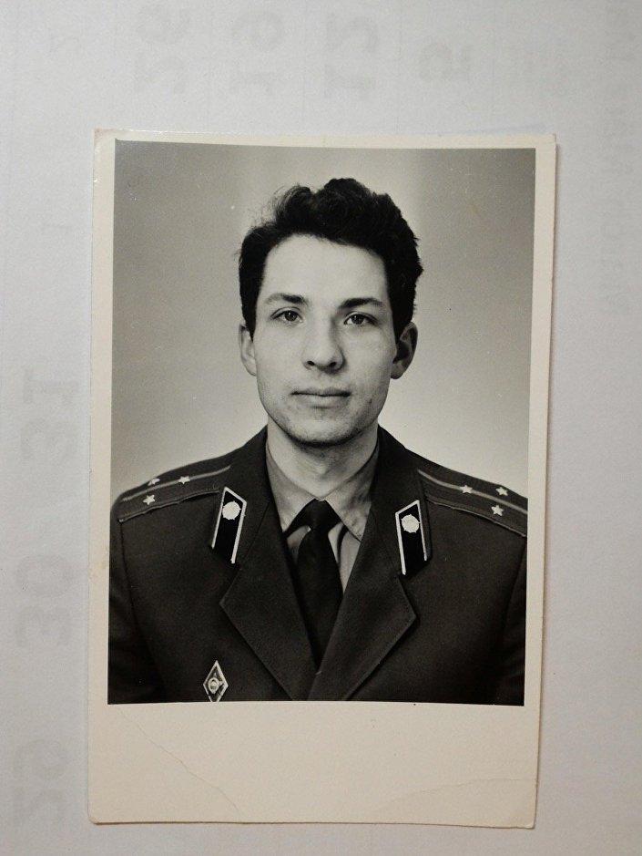 Giovane Andrej Shpilevskij
