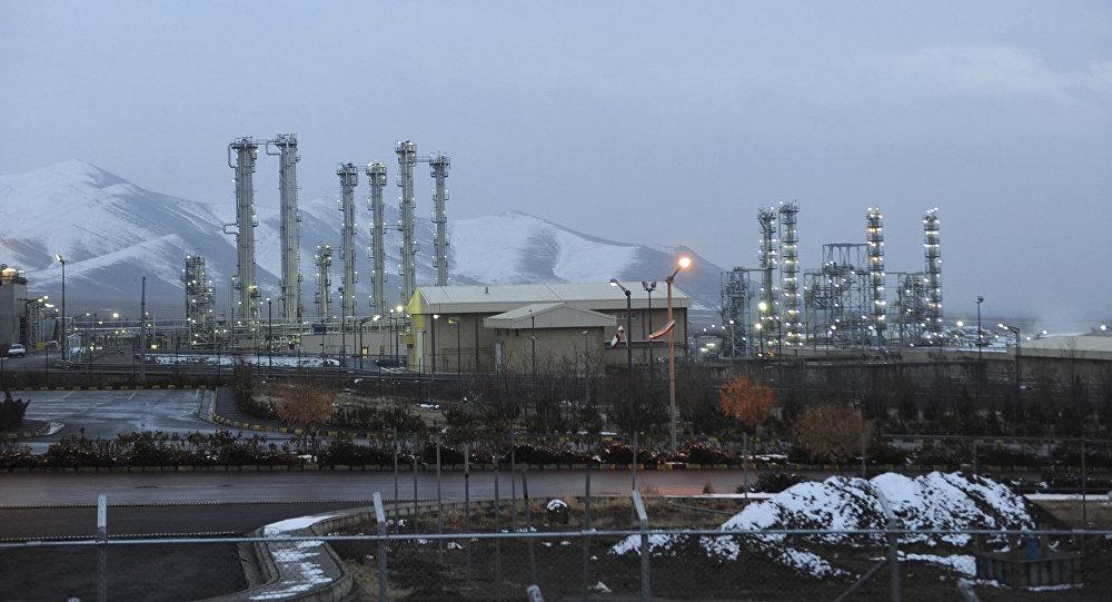 Centrale nucleare in Iran