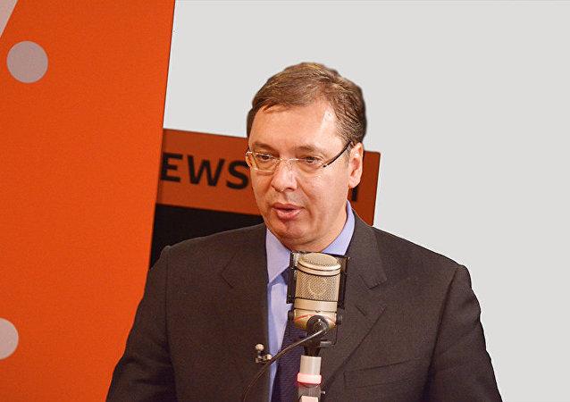 Alexander Vucic