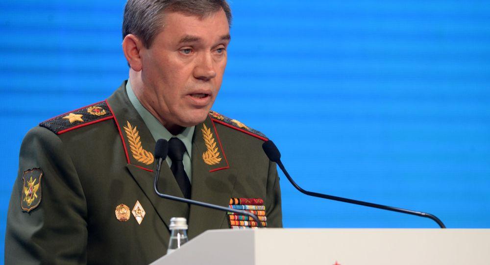 Generale Valery Gerasimov